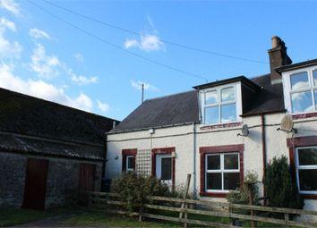 Thumbnail 2 bed semi-detached house to rent in Upper Samieston Farm Cottage, Jedburgh, Scottish Borders