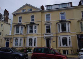 Thumbnail 2 bed flat for sale in Vaughan Street, Llandudno