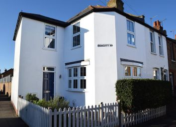 Thumbnail 3 bed end terrace house for sale in Norcutt Road, Twickenham