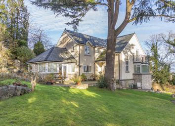 Thumbnail 4 bed detached house for sale in Park House, Fernhill Road, Grange-Over-Sands
