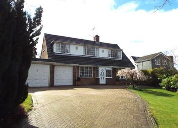 Thumbnail 4 bed detached house for sale in Curdridge, Southampton, Hants