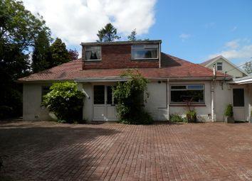 Thumbnail 5 bedroom detached house for sale in Mynydd Gelliwastad Road, Pantlasau, Morriston, Swansea.