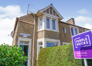 Thumbnail 3 bed flat for sale in Easter Drylaw View, Edinburgh