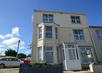Thumbnail 2 bed flat for sale in Mayfield Road, Newquay, Cornwall
