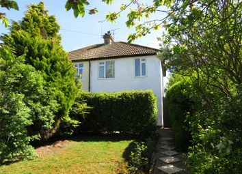 Thumbnail 2 bed semi-detached house for sale in Fargo Road, Larkhill, Salisbury