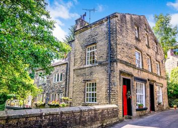 Thumbnail 5 bed semi-detached house for sale in High Street, Luddenden, Halifax
