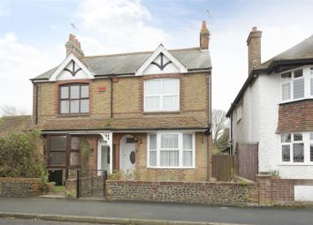 3 bed semi-detached house for sale in Epple Bay Road, Birchington CT7