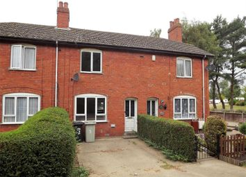 Thumbnail 3 bed terraced house for sale in Lodge Road, Tattershall, Lincoln