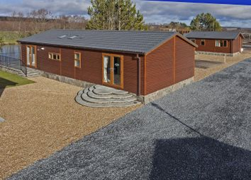 Thumbnail 2 bed lodge for sale in Omar Accent, Lochmanor Lodge Estate, Dunning