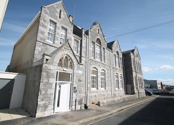 Thumbnail 1 bed flat to rent in The Old School House, George Place, Plymouth