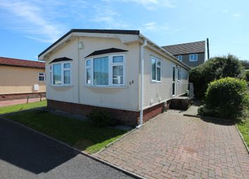 Thumbnail 2 bed mobile/park home for sale in Rosewarne Park, Higher Enys Road, Camborne
