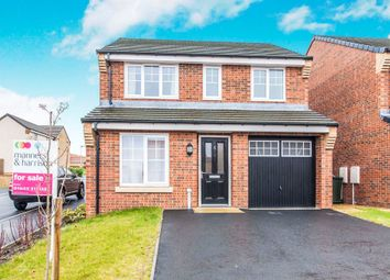Thumbnail 3 bed detached house for sale in Buttercup Grove, Stainton, Middlesbrough