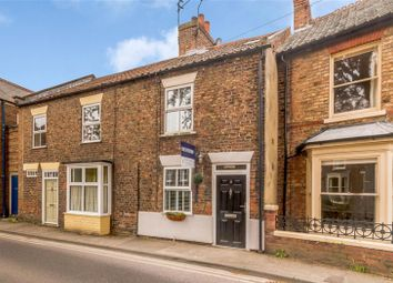 Thumbnail 2 bed terraced house for sale in Easingwold, York