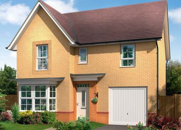 "Thumbnail 4 bed detached house for sale in ""Somerton"" at Ponds Court Business, Genesis Way, Consett"