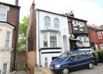 Thumbnail 5 bedroom semi-detached house for sale in Cromwell Road, Luton