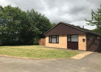 Thumbnail 3 bed bungalow to rent in Leicester Road, Hinckley