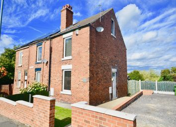 Thumbnail 3 bed semi-detached house for sale in Station Road, Ryhill, Wakefield