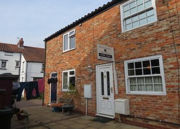 Thumbnail 2 bedroom terraced house to rent in Greengate, Malton