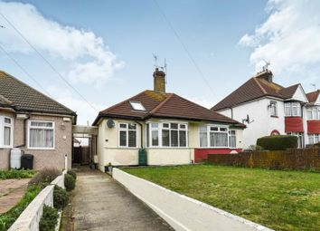 Thumbnail 2 bedroom semi-detached bungalow for sale in Old Road East, Gravesend