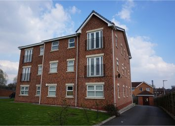 Thumbnail 2 bed flat for sale in Plumpton Mews, Widnes