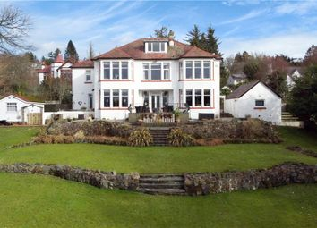 Thumbnail 4 bed detached house for sale in South Riding, Gryffe Road, Kilmacolm