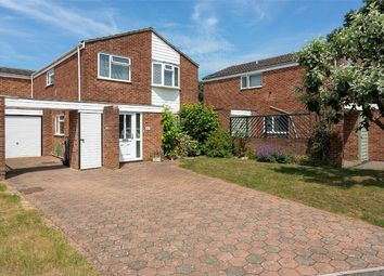 Thumbnail 4 bed detached house for sale in Warren Rise, Frimley, Camberley, Surrey