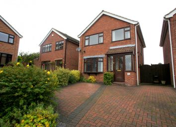 Thumbnail 3 bed detached house to rent in Ryal Close, Ockbrook, Derby