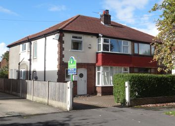 Thumbnail 4 bed semi-detached house for sale in Edenway, Fulwood, Preston