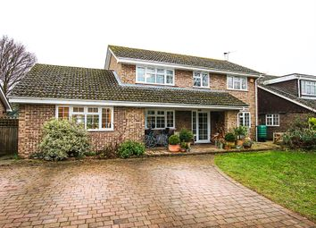 Thumbnail 4 bed detached house for sale in Brookfields Close, Newmarket