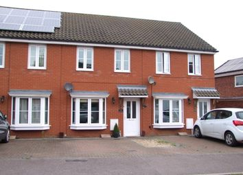 Thumbnail 2 bed terraced house for sale in St. Johns Road, Saxmundham