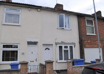 Thumbnail 2 bed terraced house for sale in Rendlesham Road, Ipswich