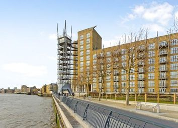 Thumbnail 1 bed flat for sale in Three Colt Street, London