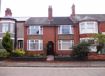 Thumbnail 2 bed terraced house to rent in Lawford Road, Rugby