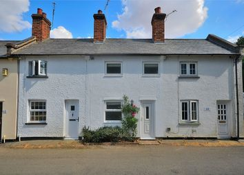 Thumbnail 2 bed terraced house to rent in Steeple Bumpstead, Haverhill, Essex