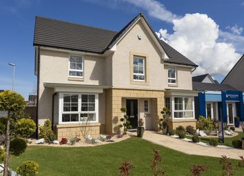 "Thumbnail 4 bed detached house for sale in ""Gleneagles"" at Merchiston Oval, Brookfield, Johnstone"