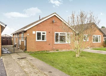 Thumbnail 2 bed bungalow for sale in Mapleton Road, Draycott, Derby
