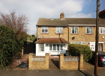 Thumbnail 4 bed end terrace house for sale in Braxfield Road, Brockley, London