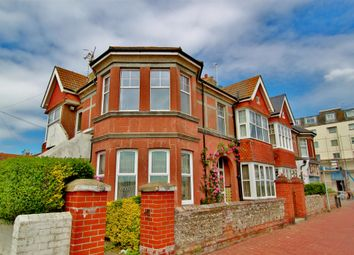 Thumbnail 4 bed maisonette to rent in The Esplanade, Worthing
