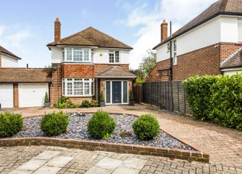 4 bed detached house for sale in Cheyne Close, Bromley BR2