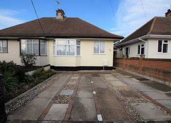 Thumbnail 2 bed semi-detached bungalow for sale in Oakwood Road, Rayleigh