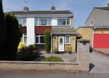 St. Peters Crescent, Frampton Cotterell, Bristol BS36. 3 bed semi-detached house