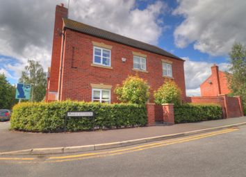 Thumbnail 4 bed detached house for sale in Plas Y Ffynnon, Wrexham