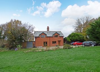 Thumbnail 4 bed detached house for sale in Rousdon, Lyme Regis