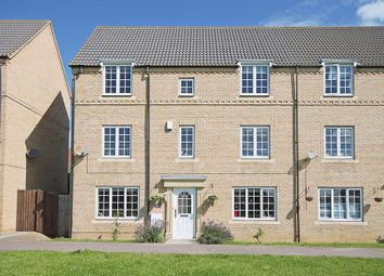 Thumbnail 5 bed town house for sale in Kings Avenue, Ely