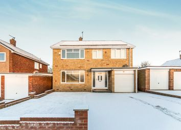 Thumbnail 5 bed detached house for sale in Spalding Road, Hartlepool