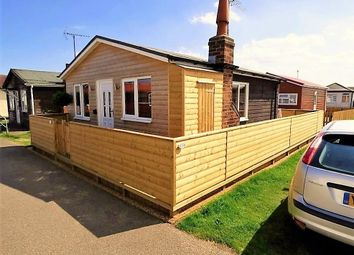 Thumbnail 2 bed mobile/park home for sale in 103 Third Avenue, South Shore Holiday Village, Bridlington