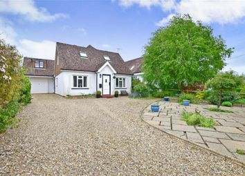 Thumbnail 4 bed detached house for sale in Forstal Road, Egerton, Ashford, Kent