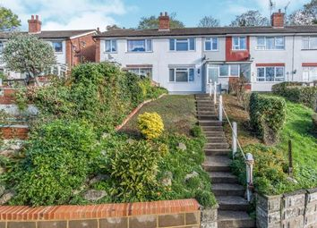 Thumbnail 3 bed terraced house for sale in Valley View, Greenhithe, Dartford, Kent