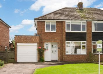 Thumbnail 3 bed semi-detached house for sale in South Parade, Harbury