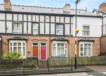 Thumbnail 2 bedroom terraced house for sale in Holland Road, Sutton Coldfield